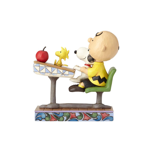 Jim Shore CB Snoopy & Woodstock 4059435