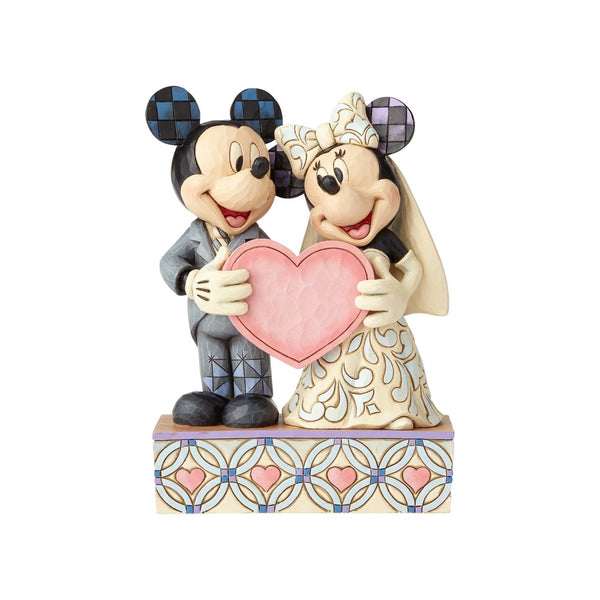 Disney Traditions Wedding Mickey Personalizable 4059748