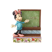 Disney Traditions Teacher Minnie Personalizable 4059750
