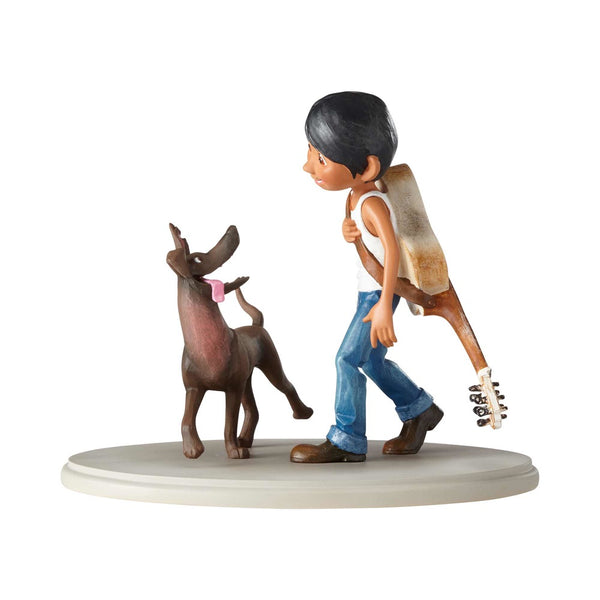 Disney Showcase Collection Coco - Miguel and Dante 4060074