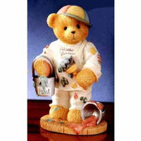 Cherished Teddies Anthony- Friendship Is A Work Of Art 476528