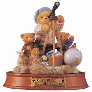 Cherished Teddies Winfield-Anything Is Possible..Wish-Star 476811