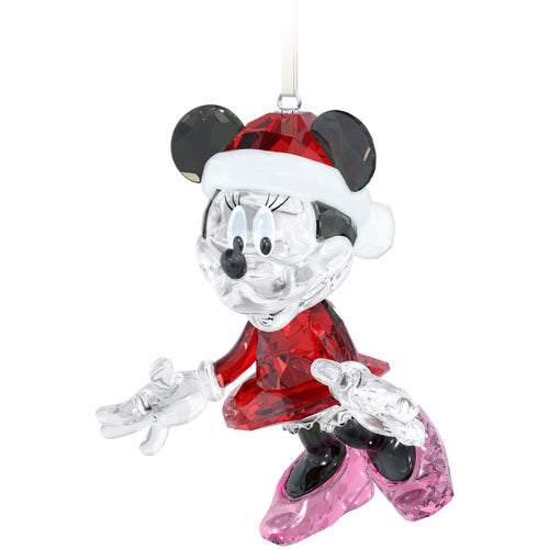 Swarovski Minnie Mouse Christmas Ornament 5004687