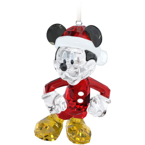 Swarovski Mickey Mouse Christmas Ornament 5004690