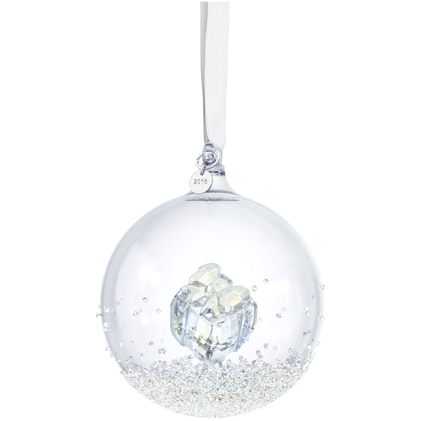 Swarovski 2016 Annual Dated Ball Ornament 5221221