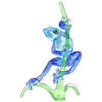 Swarovski Frog On Branch - SIGNED 5384011