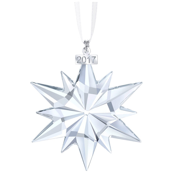 Swarovski 2017 Annual Dated Christmas Ornament 5257589