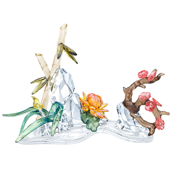 Swarovski Four Noble Plants 5283057