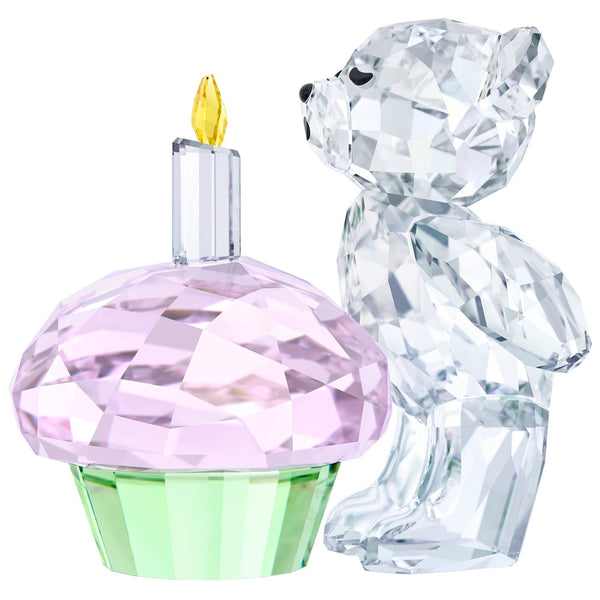 Swarovski Kris Bear - Time to Celebrate - SIGNED 5453386
