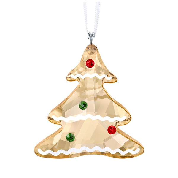 Swarovski Gingerbread Tree Ornament 5395976