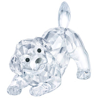 Swarovski Labrador Puppy, Playing 5408608