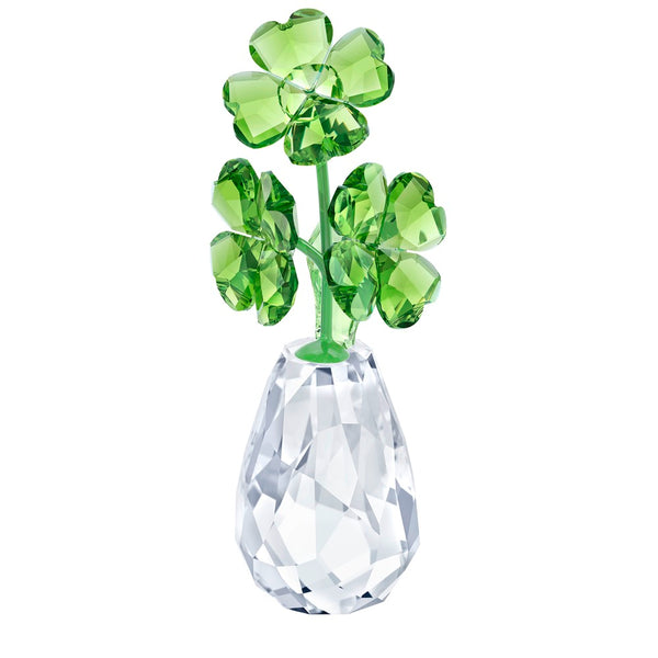 Swarovski Flower Dreams - Four-Leaf Clovers 5415274