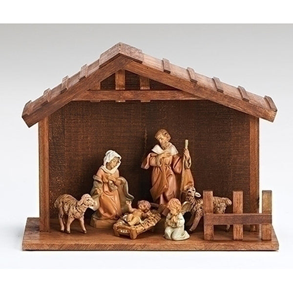 Fontanini Nativity My 1st Nativity Creche 7Pc Set 54780