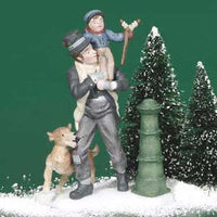 D56 Bob Cratchit & Tiny Tim 58537