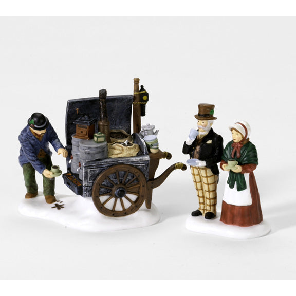 D56 The Coffee Stall - Set Of 2 58571