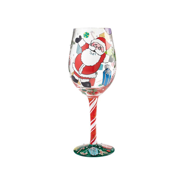 Lolita Wine Glass Claus Celebration 6000218