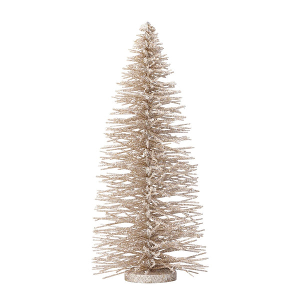 Department 56 Silver Glitter Tree 6000264