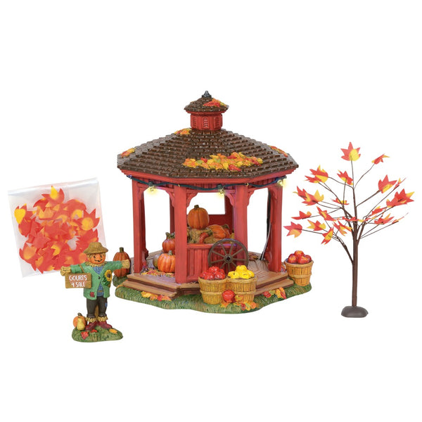 D56 Harvest Gazebo Gift Set 6000664