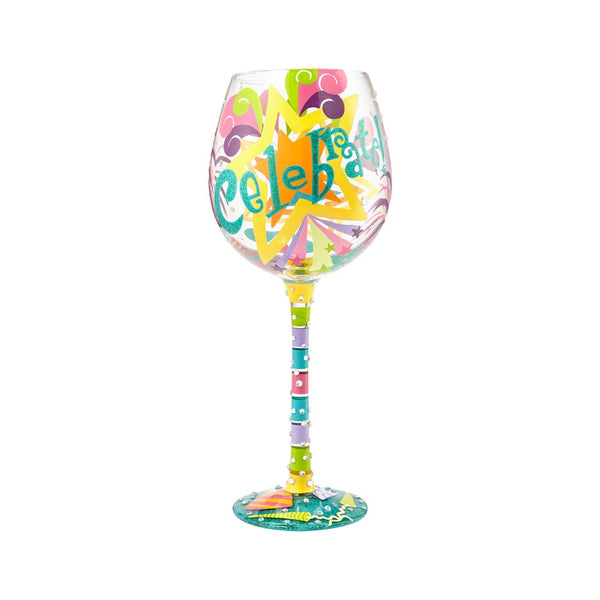Lolita Wine Glass Celebrate 6000743