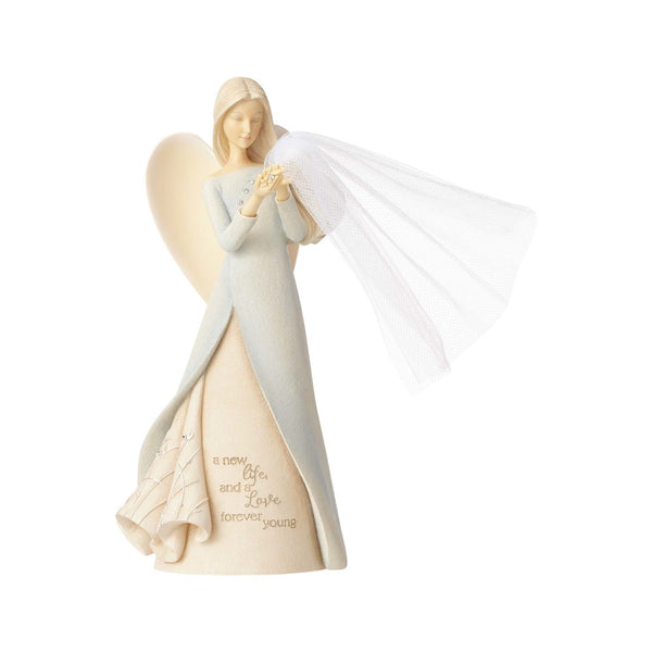 Foundations Bless the Bride Angel 6000787