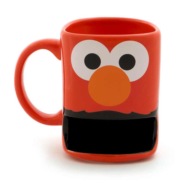 Our Name Is Mud Sesame Street Elmo Cookie Dunk Mug 6001064