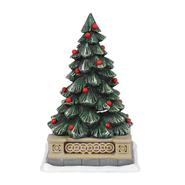 D56 Classic Christmas Holiday Tree 6001707