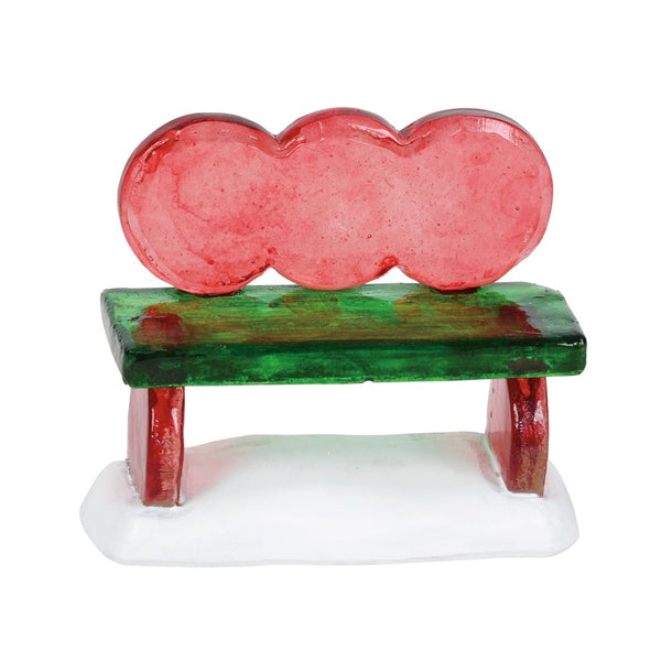D56 Candy Corner Bench 6001719