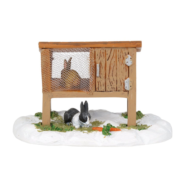 D56 Mistletoe Farm Rabbit Hutch 6001724