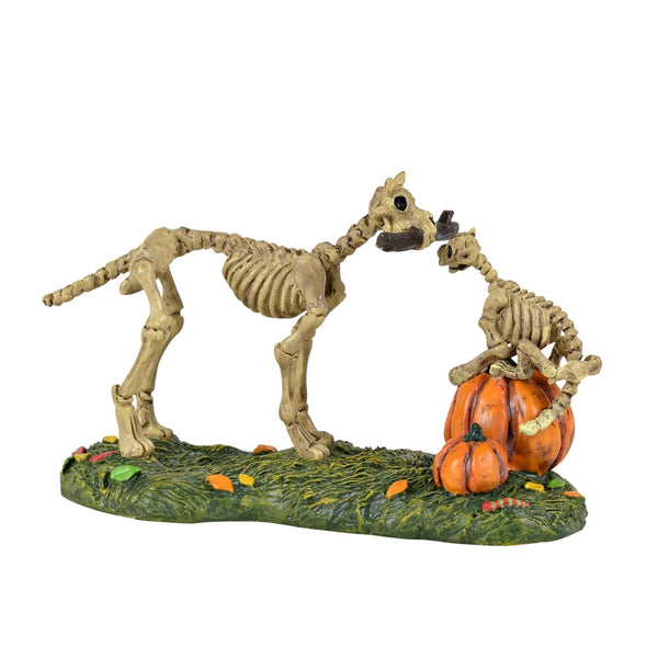 D56 Haunted Pets At Play 6001748
