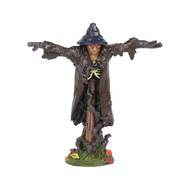 D56 Lit Sinister Scarecrow 6001750