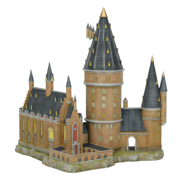 D56 Hogwarts Great Hall & Tower 6002311