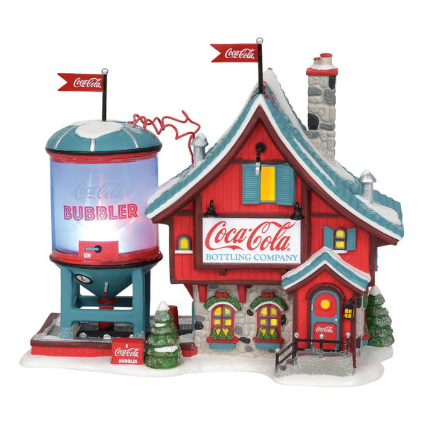 D56 Coca-Cola Bubbler 6003110