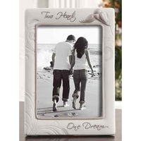 Engagement Frame Two Hearts 63756