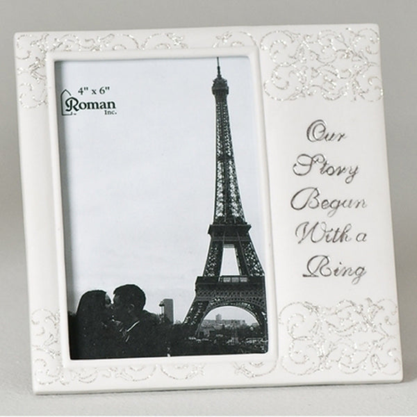 Engagement Frame Our Story Begins 65456