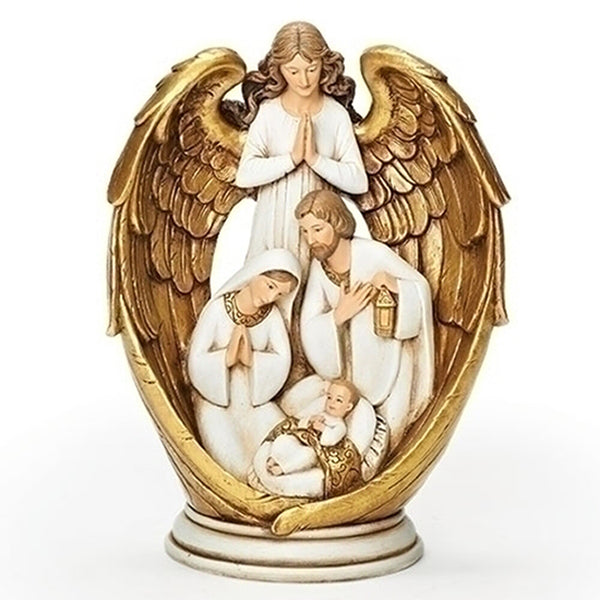 Joseph Studios Angel Watching Over Holy Family 66248