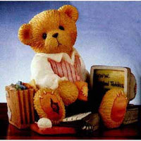 Cherished Teddies Corey: Know How To Take Care Of Business 676942
