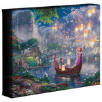 Kinkade Tangled Gallery Wrap 8x10 68344