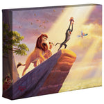 Kinkade The Lion King  Gallery Wrap 8x10 68359