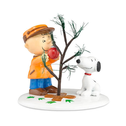 D56 Charlie Brown/Snoopy - The Perfect Tree 809413