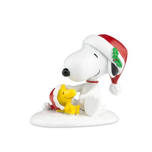 D56 Snoopy/Woodstock - Happy Holidays 809414