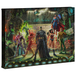 Kinkade The Justice League Gallery Wrap 10x14 81801