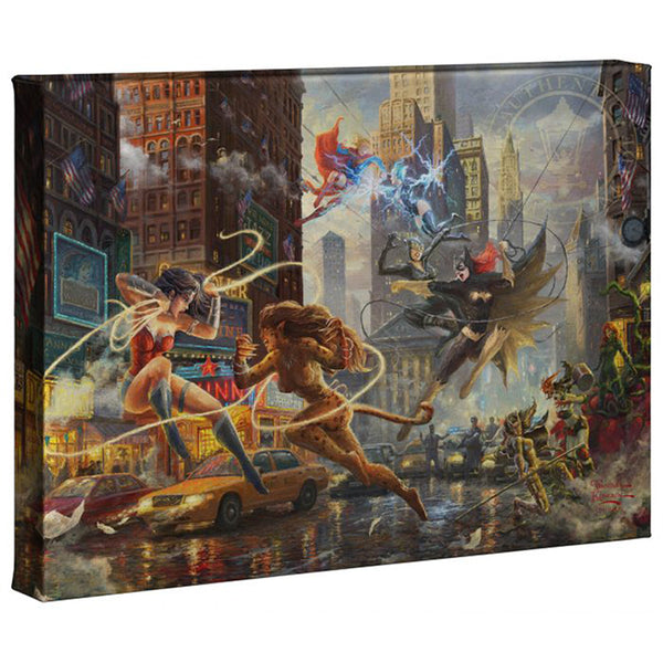 Kinkade The Women of DC Gallery Wrap 10x14 81827