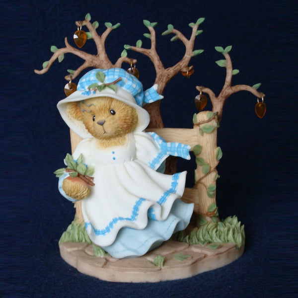 Cherished Teddies Edna-Leaves Of Change Bring Back Memory 867470