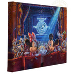 Kinkade 90 Years of Mickey Gallery Wrap 11x14 89095