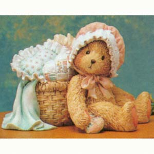 Cherished Teddies Jasmine - You Have Touched My Heart 950475