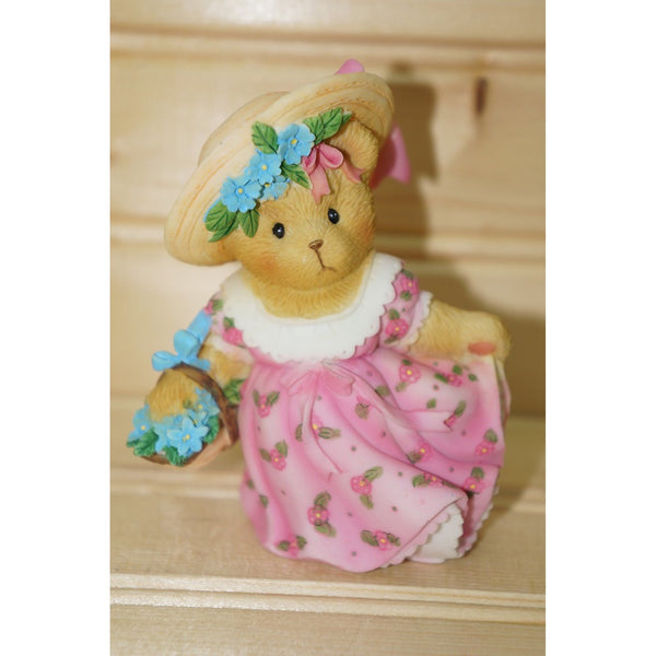 Cherished Teddies May Friendship Forever Bloom And Grow CT0118