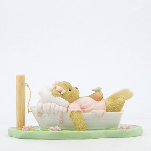 Cherished Teddies Carol Anne: Escape The Day, Relax At CT1302