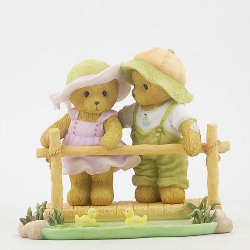 Cherished Teddies Elaine & Bob: Next To You Is The Most CT1303