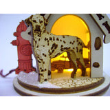 Ginger Cottages Dalmatian K9103
