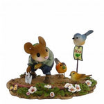 Wee Forest Folk The Garden Bandits (Gray) M437_G
